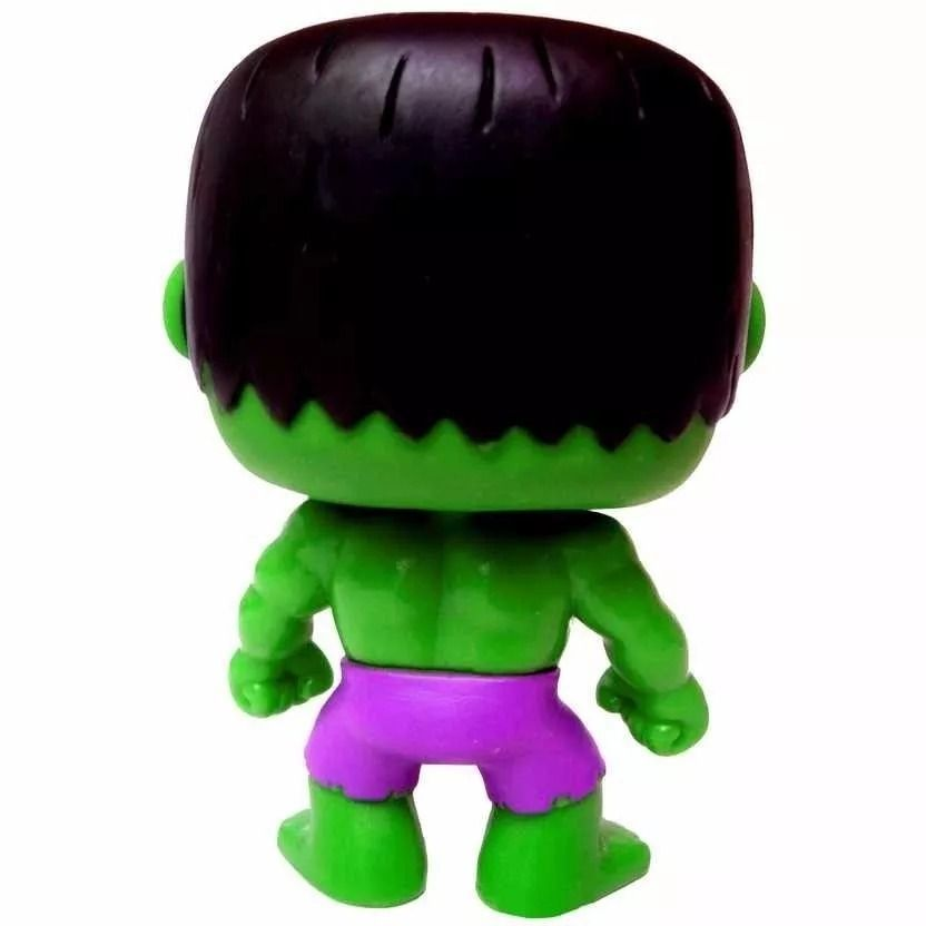 The Hulk #08 - Funko Pop! Marvel