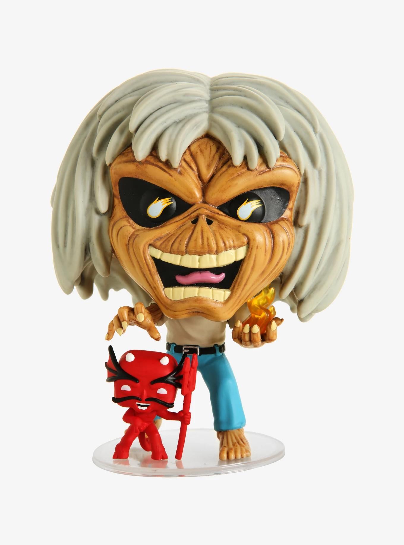 The Number of The Beast Eddie #145 - Iron Maiden - Funko Pop! Rocks