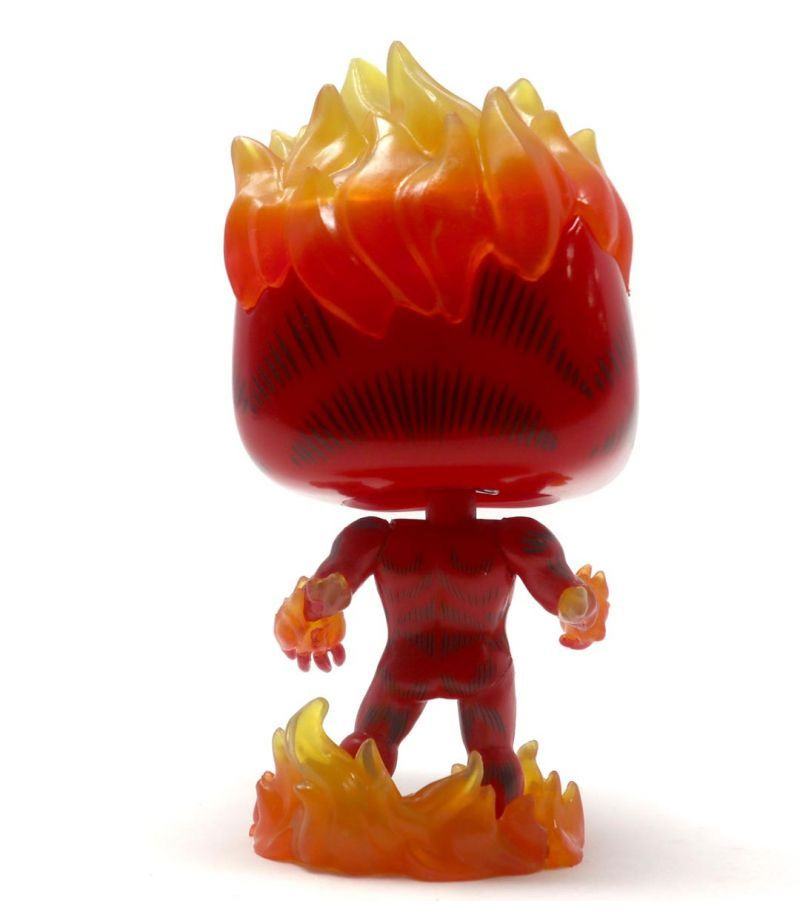 The Original Human Torch #501 (Tocha Humana) - 80 Years - Funko Pop! Marvel