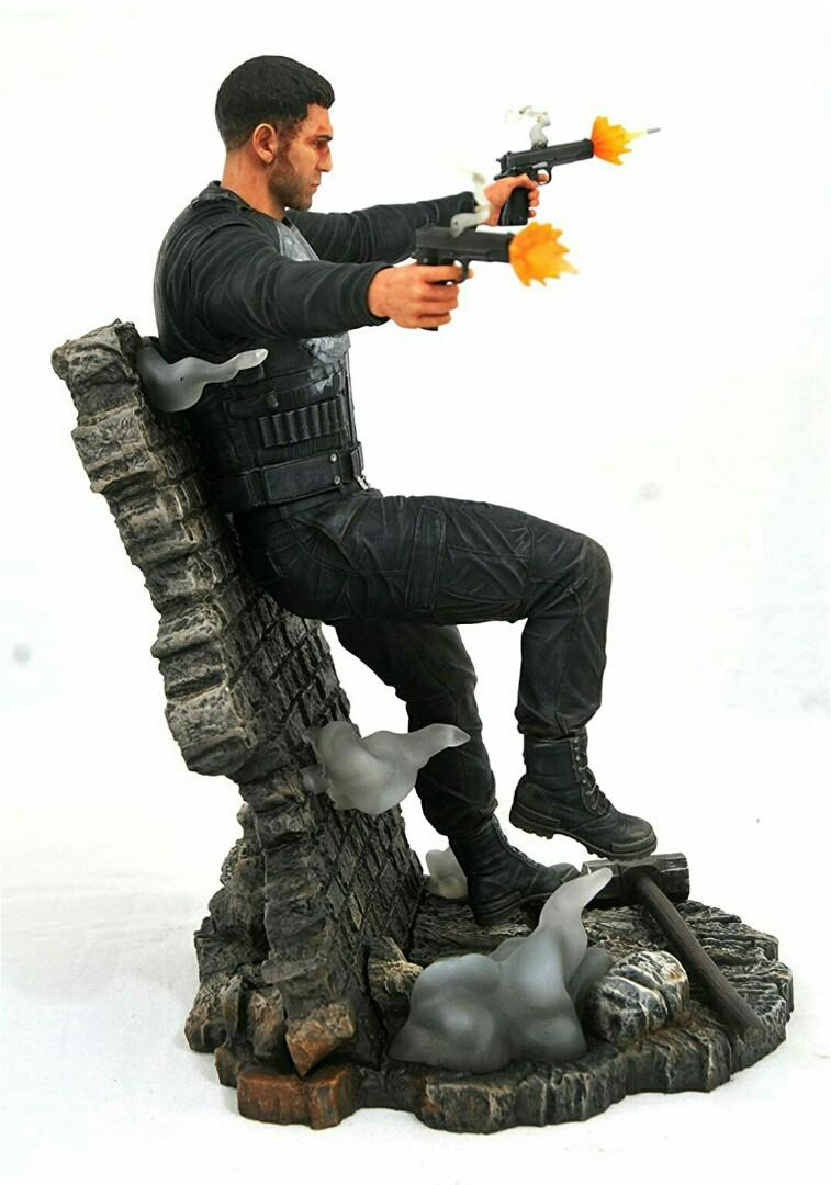 The Punisher (O Justiceiro) - Netflix - Marvel Gallery - Diamond Select Toys