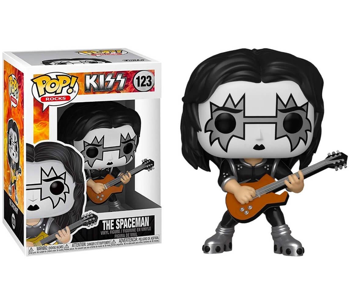 The Spaceman #123 - KISS - Funko Pop! Rocks