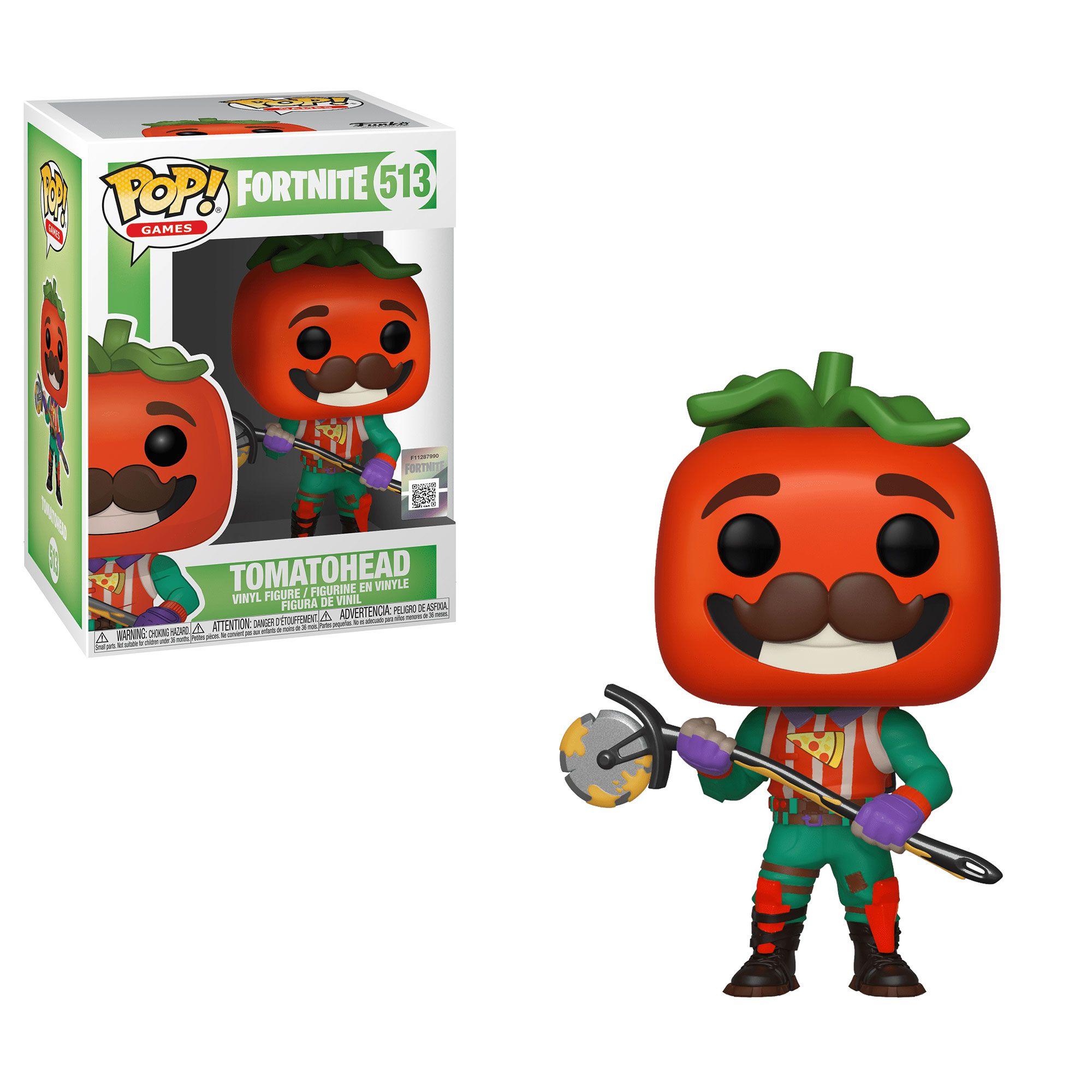 Tomatohead #513 - Fortnite - Funko Pop! Games