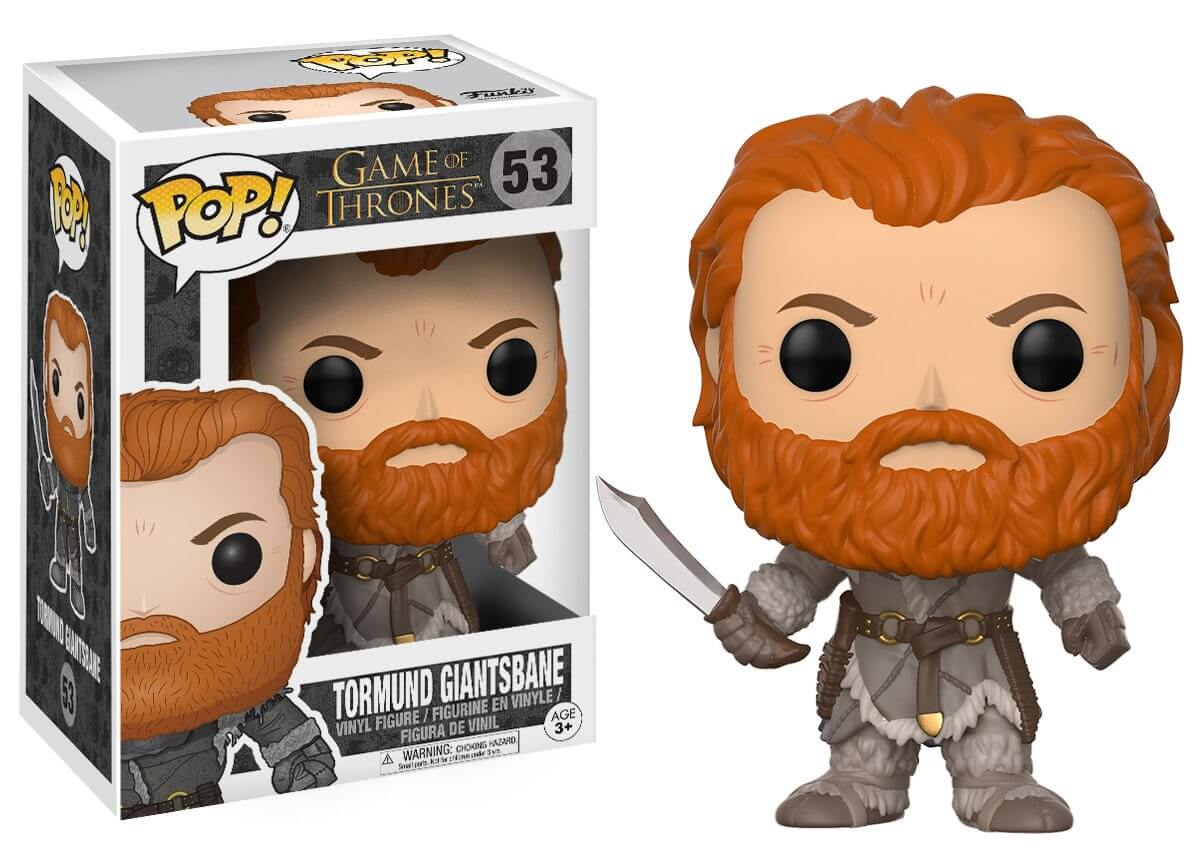 Tormund Giantsbane #53 - Game of Thrones - Funko Pop!
