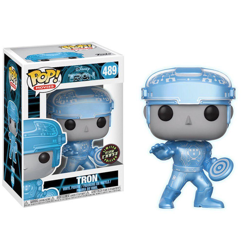 Tron #489 - Funko Pop! Movies Chase