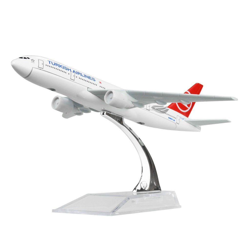 Turkish Airlines - Boeing 777