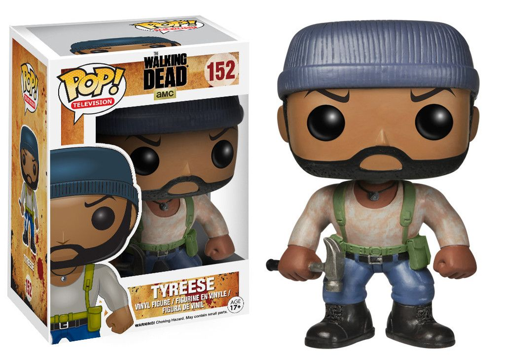 Tyreese #152 - The Walking Dead - Funko Pop! Television