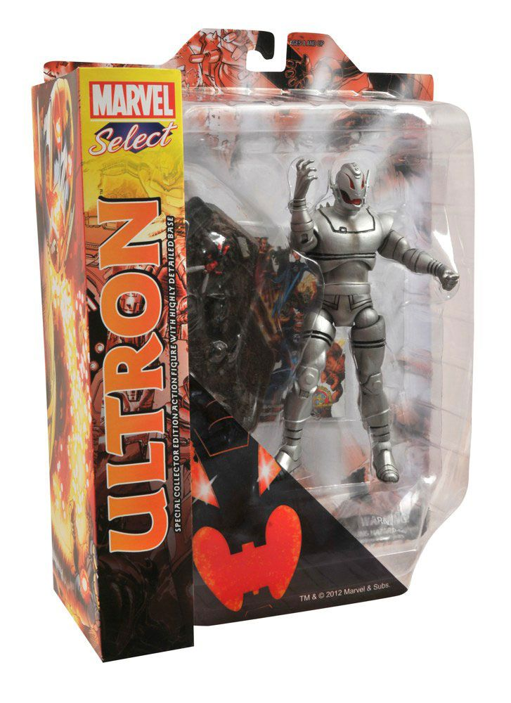 Ultron - Marvel Select - Diamond Select Toys