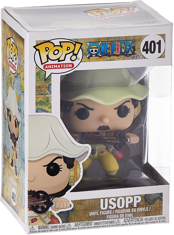 Usopp #401 - One Piece - Funko Pop! Animation