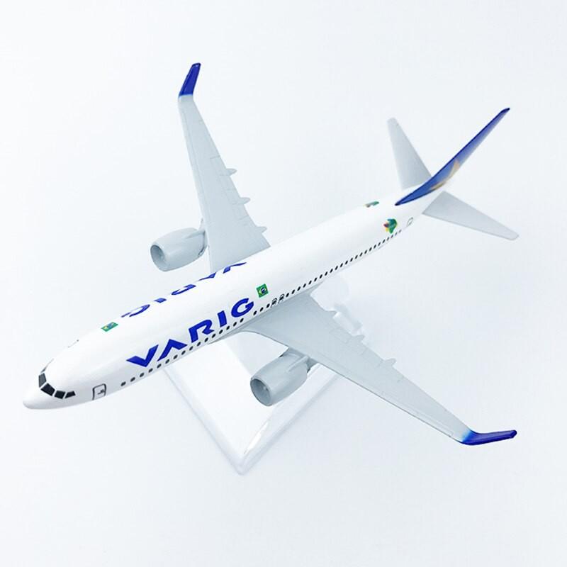 Varig - Boeing 737