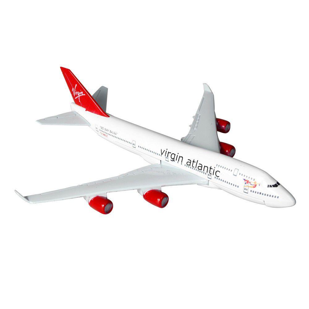 Virgin Atlantic - Boeing 747
