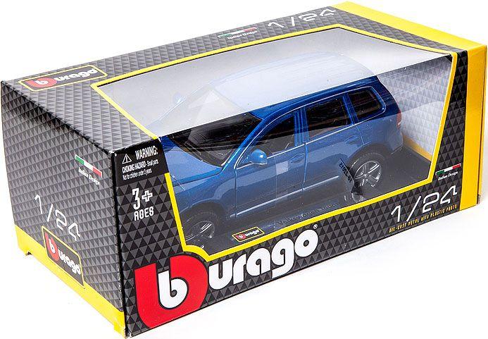Volkwagen Touareg - Escala 1:24 - Bburago
