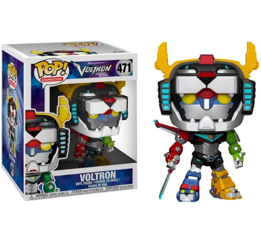 Voltron #471 - Voltron Legendary Defender - Funko Pop! Animation