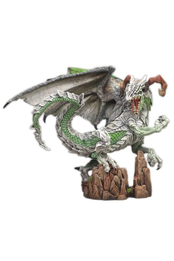 Warrior Dragon ( Dragão Guerreiro ) - The Fall of The Dragon Kingdom Series 7 - McFarlane