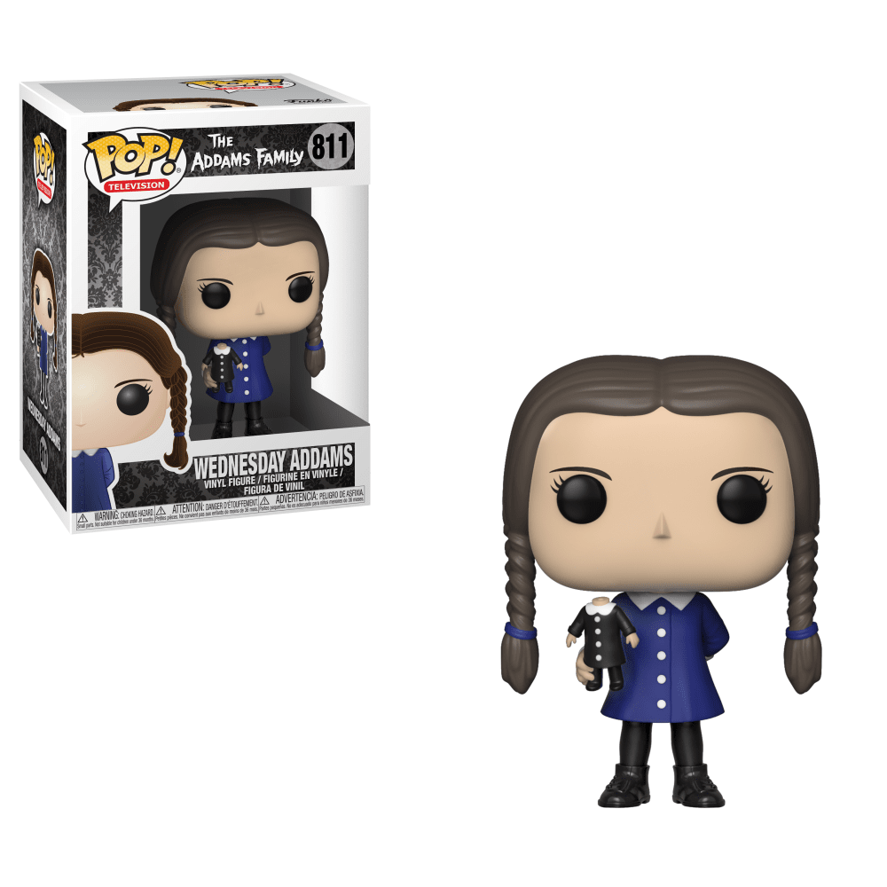Wednesday (Wandinha) #811 - The Addams Family (A Família Addams) - Funko Pop! Television