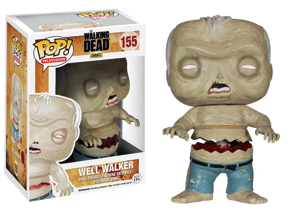 Well Walker #155 - The Walking Dead - Funko Pop! Television