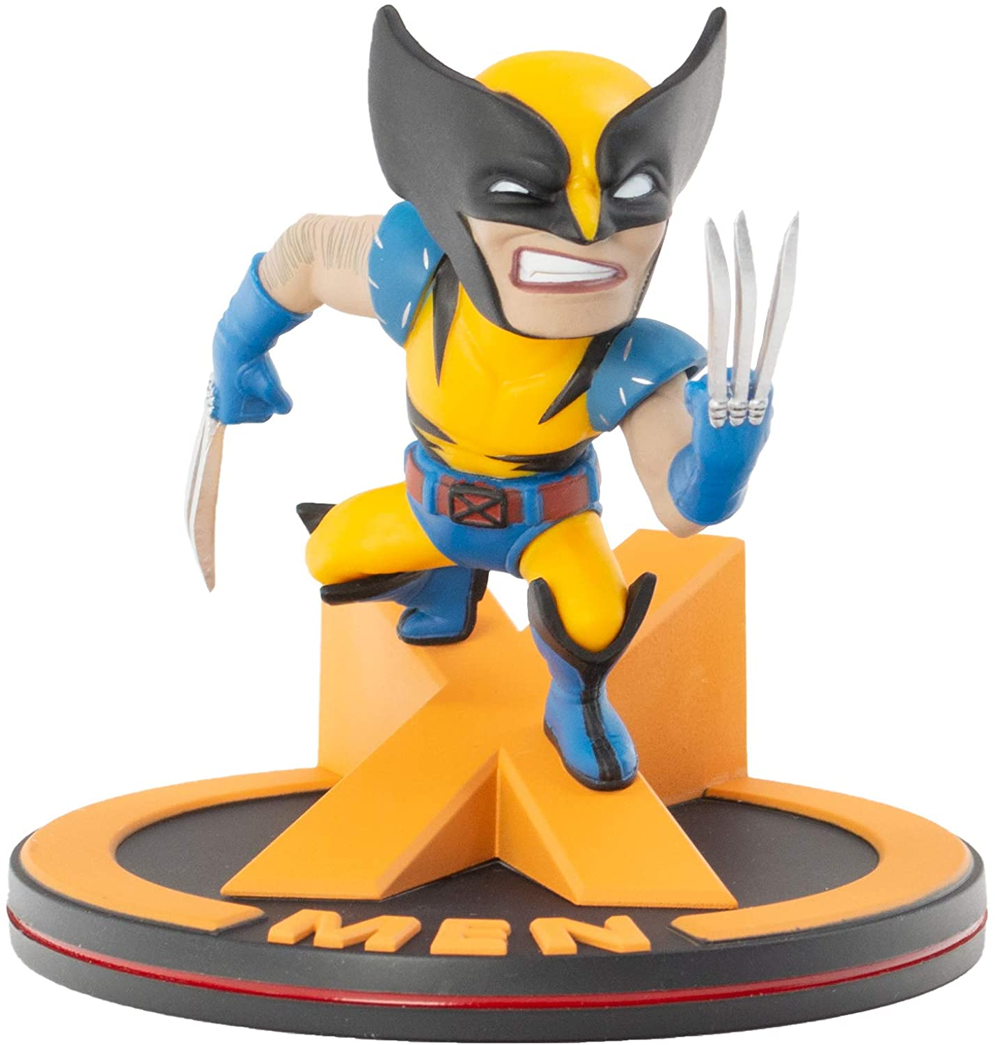 Wolverine - X-Men - Marvel - Q-Fig - Quantum Mechanix