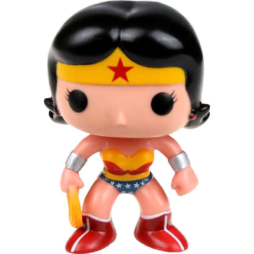 Wonder Woman #08 ( Mulher Maravilha ) - Funko Pop! Heroes