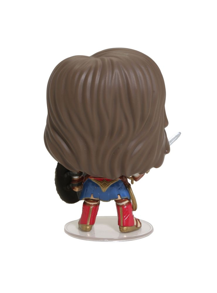 Wonder Woman #172 (Mulher Maravilha) - Funko Pop! Heroes