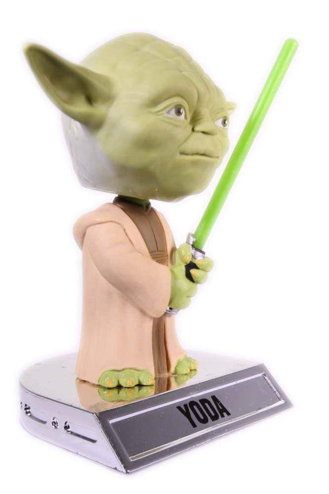Yoda - Star Wars - Funko Wacky Wobbler Limited Edition