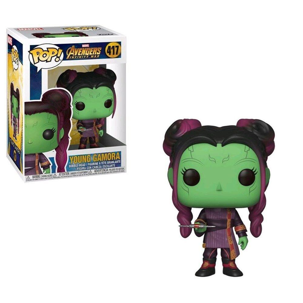 Young Gamora #417 - Avengers Infinity War (Vingadores Guerra Infinita) - Funko Pop! Marvel