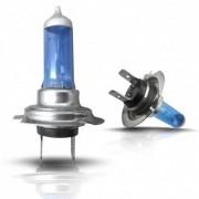 Par Lampada Super Branca H7 - Efeito Xenon 4200k
