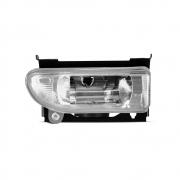 Farol de milha neblina gol bola G2 95 até 99 lente lisa IPV