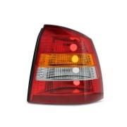 lanterna traseira astra sedan 98 99 00 01 02 tricolor