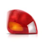Lanterna Traseira Fiesta 96 97 98 99 00 01 02 Tricolor