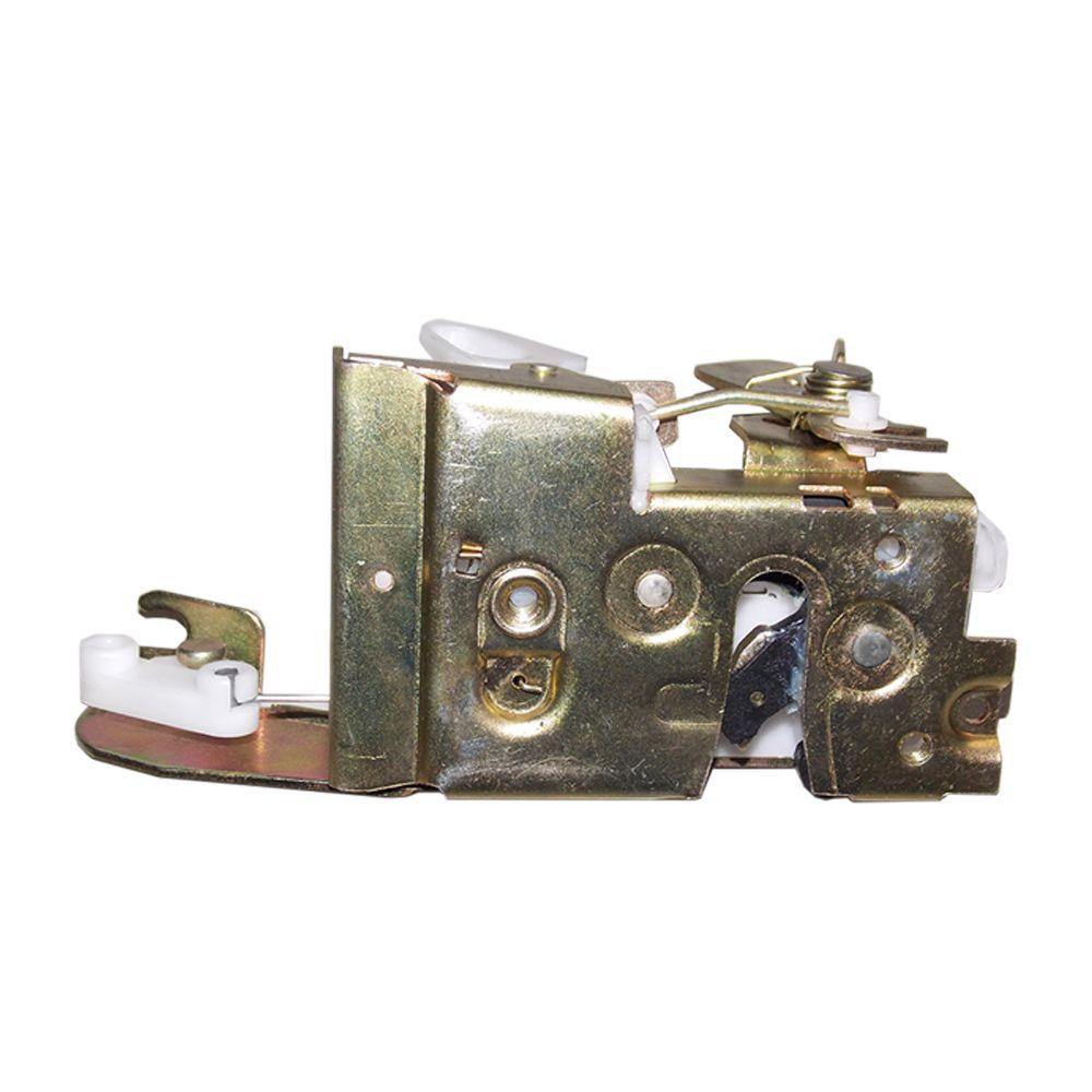 Fechadura Porta Dianteira Escort Zetec Apos 97 Mecanica