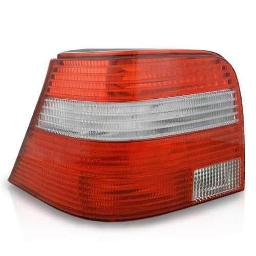 Lanterna Traseira Golf 98 99 00 01 02 03 04 05 06 bicolor