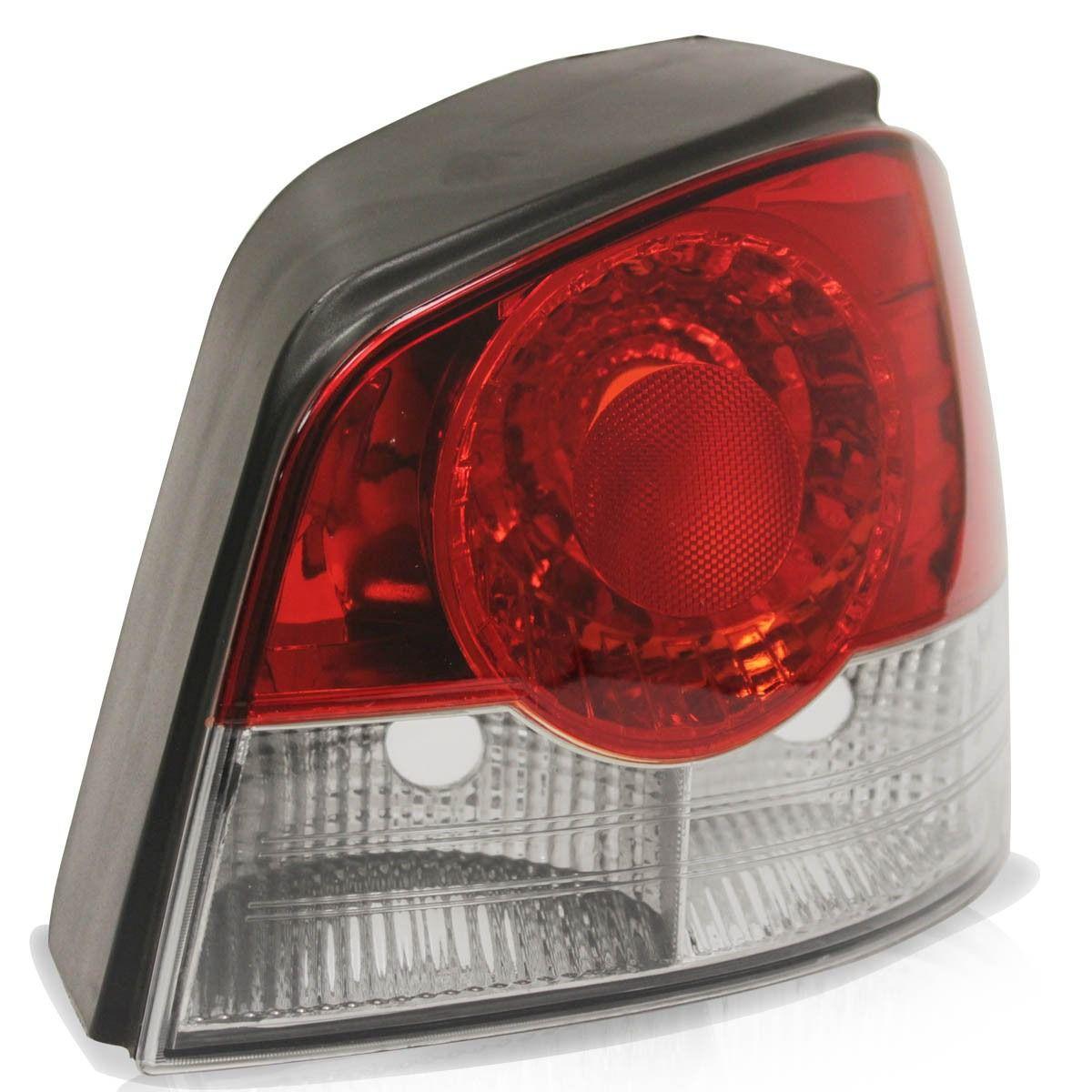 Lanterna Traseira Palio G4 2008 2009 Cristal Serve 2010 2011