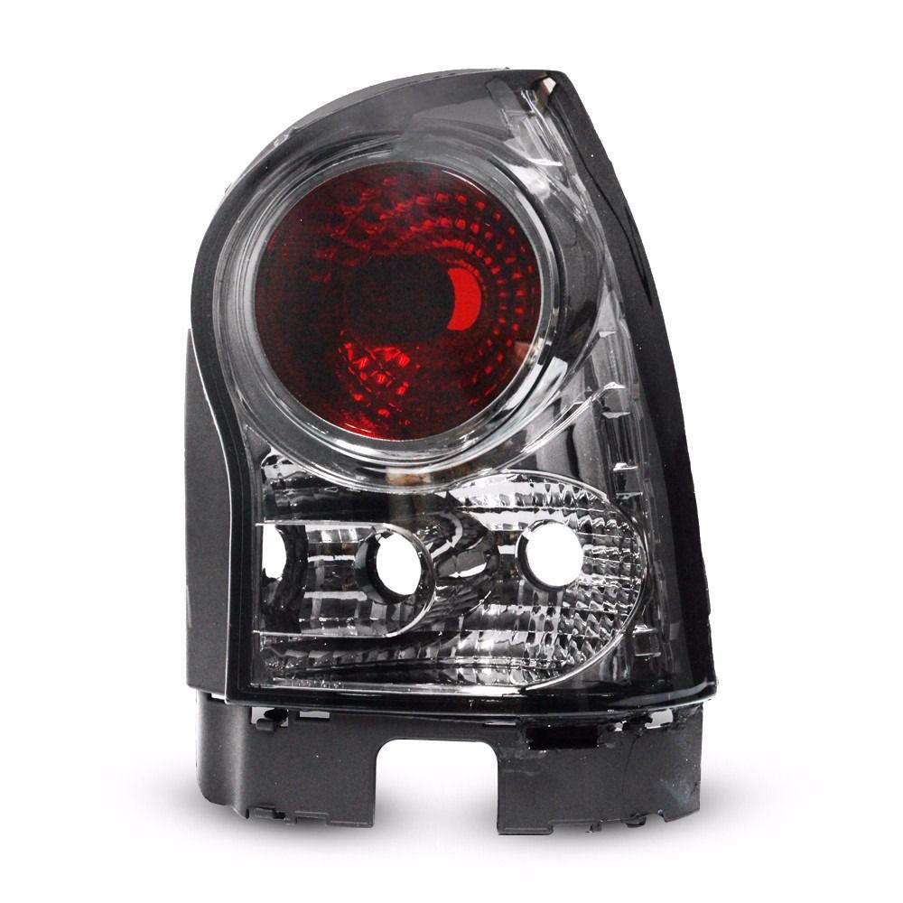 Lanterna traseira Gol G4 06 A 2013 tuning fume