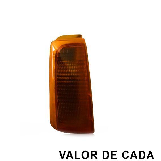Lanterna Dianteira Pisca monza 82 83 84 85 86 87 ambar