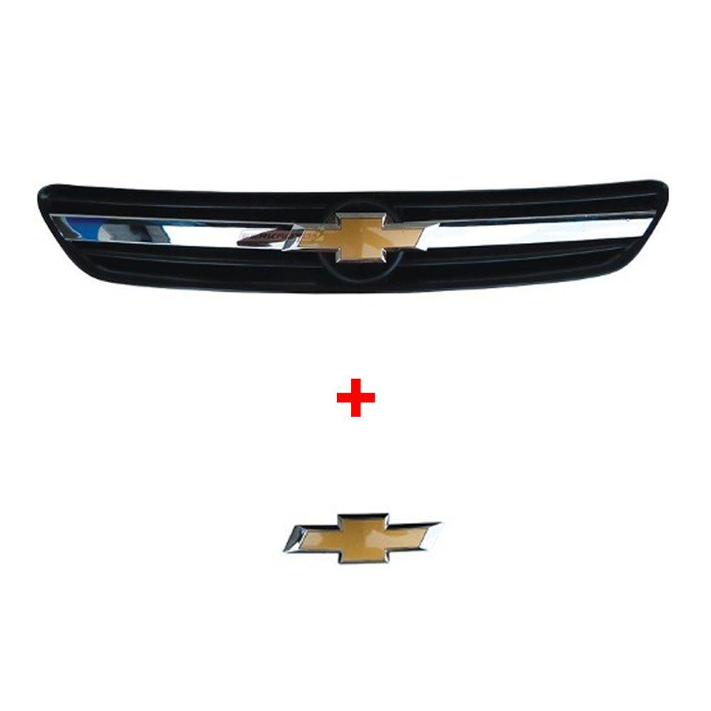 Grade Astra 98 99 00 01 02 Frisos Cromados emblema modelo agile + emblema da mala