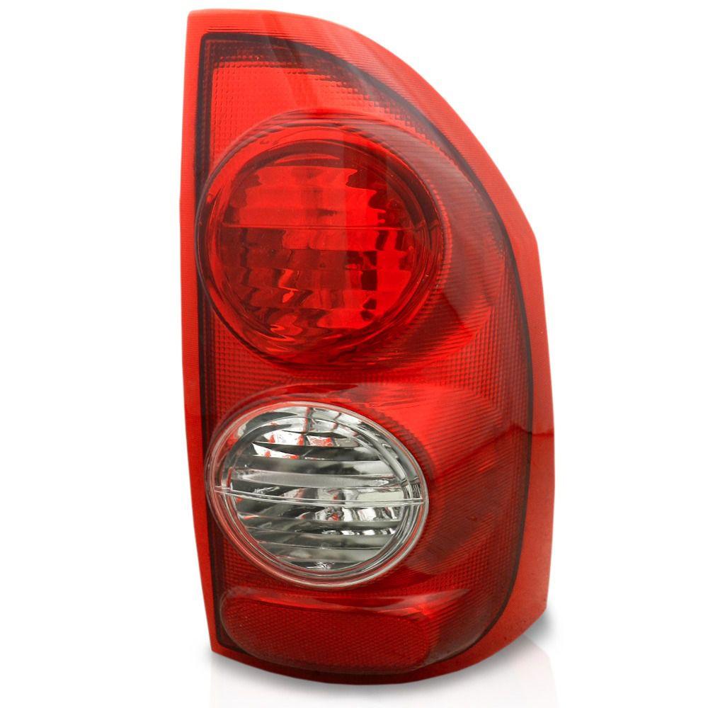 Lanterna traseira montana 03 04 05 06 07 08 09 10 ré cristal