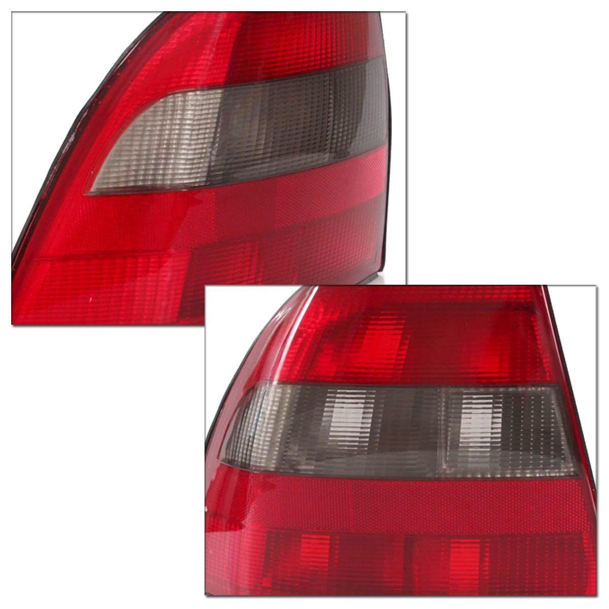 Lanterna Traseira Chevrolet Vectra 97 98 99 Bicolor Ré Fumê