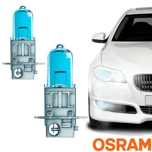Lâmpadas H3 Osram Cool Blue Intense 4200k Par Xenon Look-Par