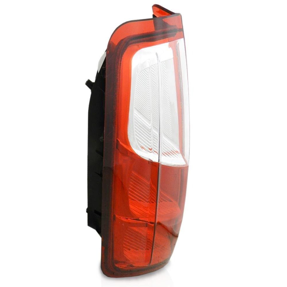 Lanterna Traseira Punto 05 06 07 08 09 10 11 12-Bicolor