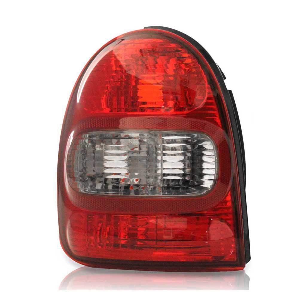 Lanterna Traseira Corsa 00 01 02 Hatch 2 Portas Bolha