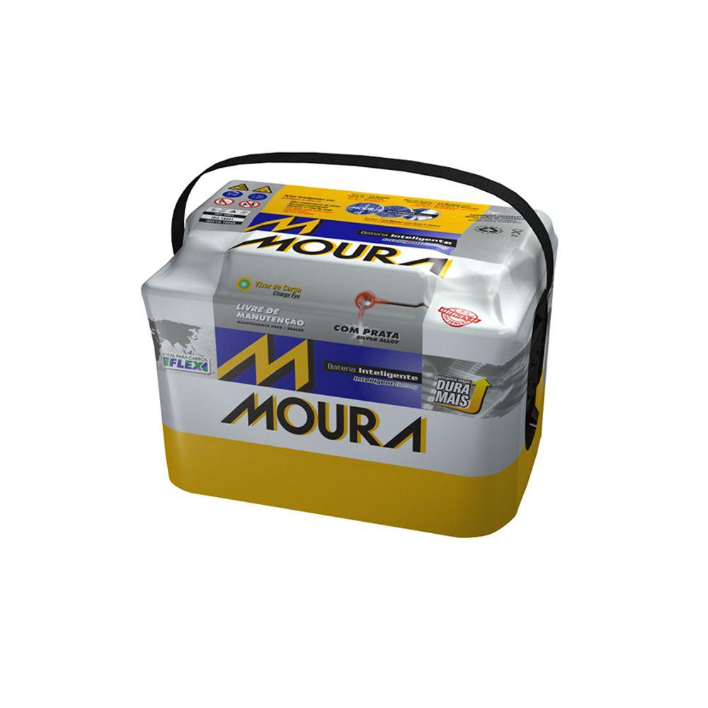 Bateria Moura 48Amp 18 Meses Garantia