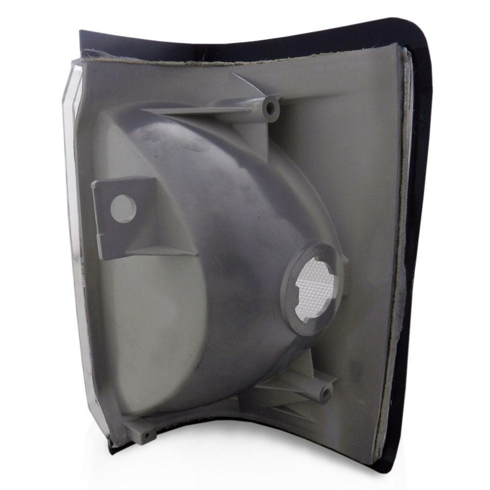 Lanterna Dianteira Pisca F1000 F4000 93 94 95 Cristal
