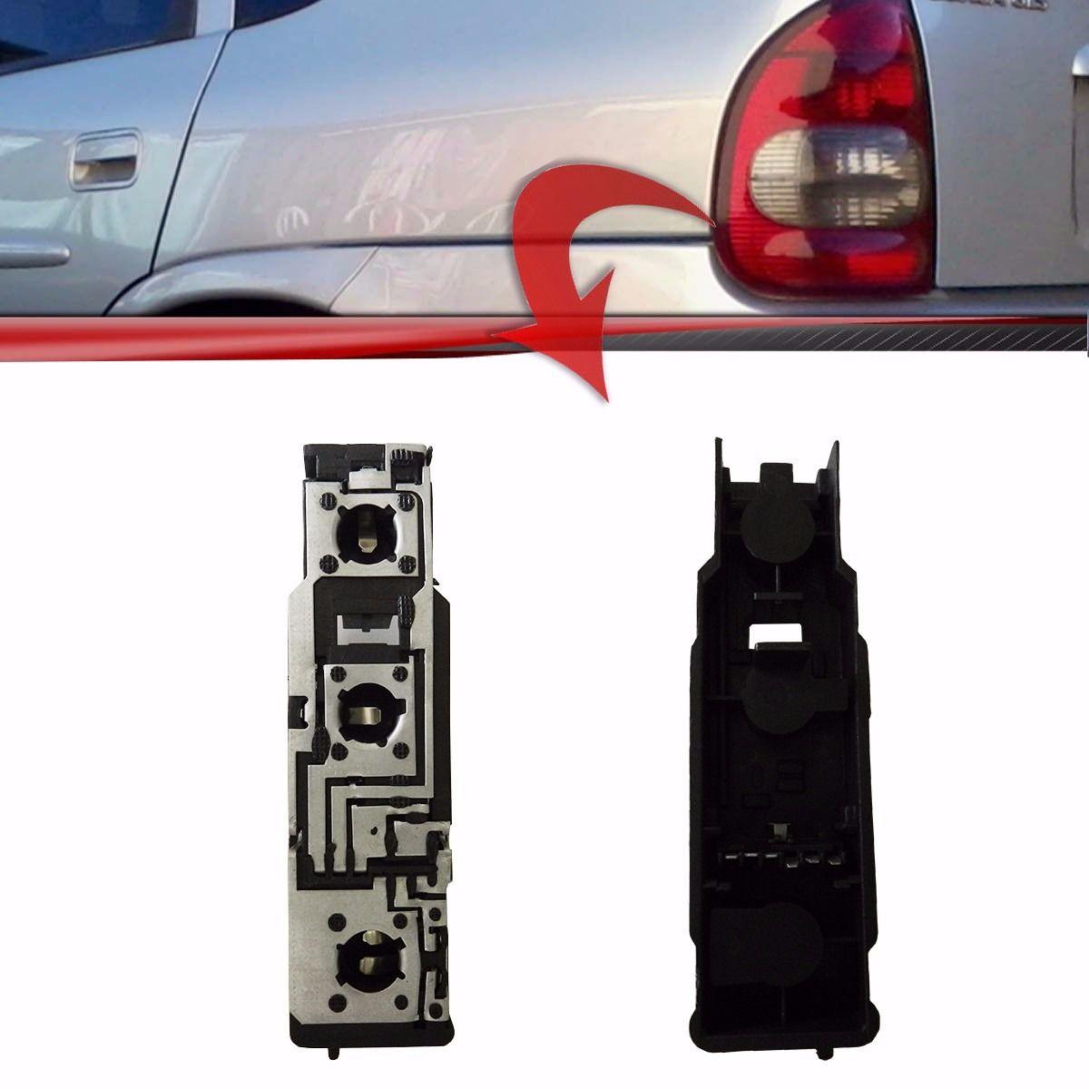 Soquete Da Lanterna Corsa Hatch 4 Portas Pick Up 00 01 02