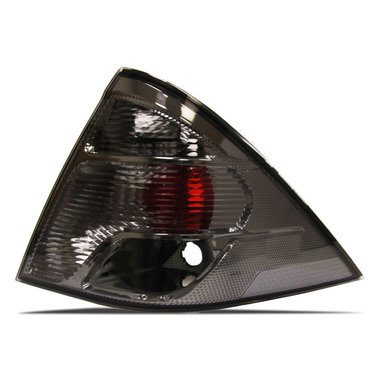 Lanterna Traseira Ford Fiesta Sedan 2011 2012 2013 Fumê