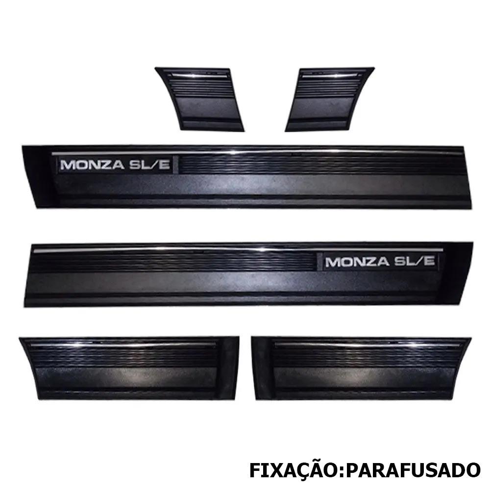 Kit Friso Borrachao Lateral Monza 83-90 4 Portas 15 Cm