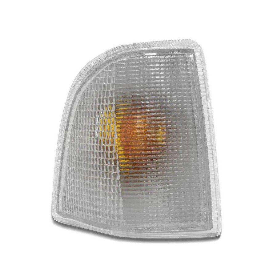 Lanterna Dianteira pisca Del Rey Pampa 85 ate 91 cristal