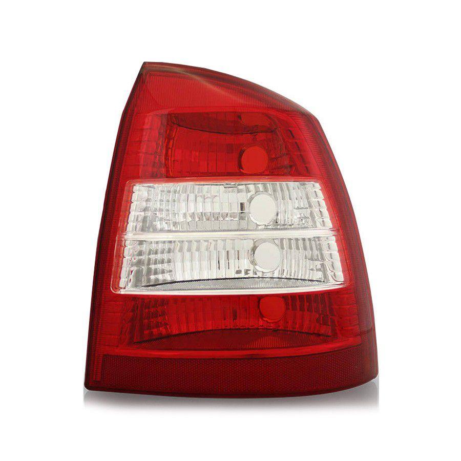 Lanterna Traseira Astra Sedan Bicolor 98 99 00 01 02