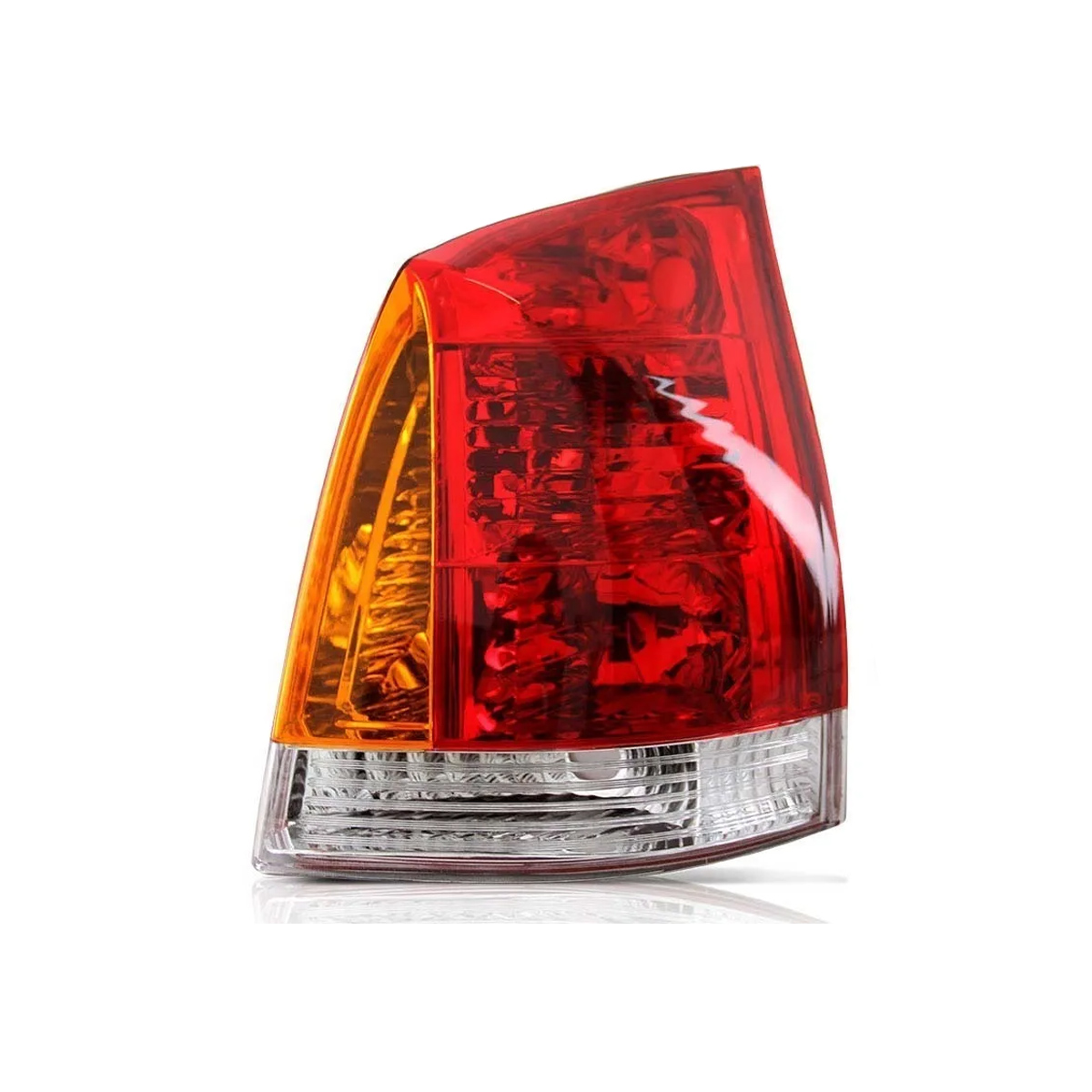 Lanterna Traseira Palio G3 04 05 06 07 08 09 A 16 Ambar