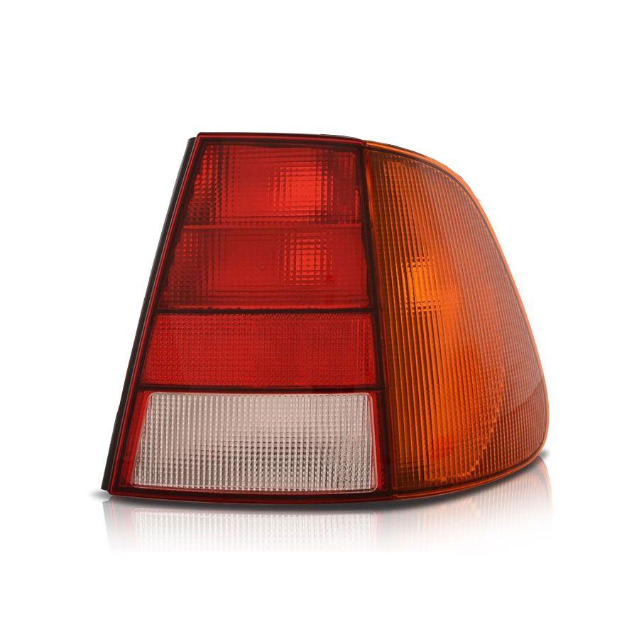Lanterna Traseira Polo Classic 97 98 99 00 01 Tricolor