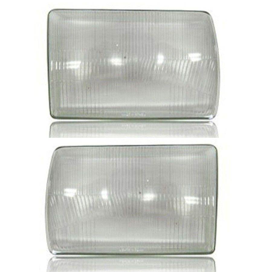 lente vidro do farol  santana gls 87-90