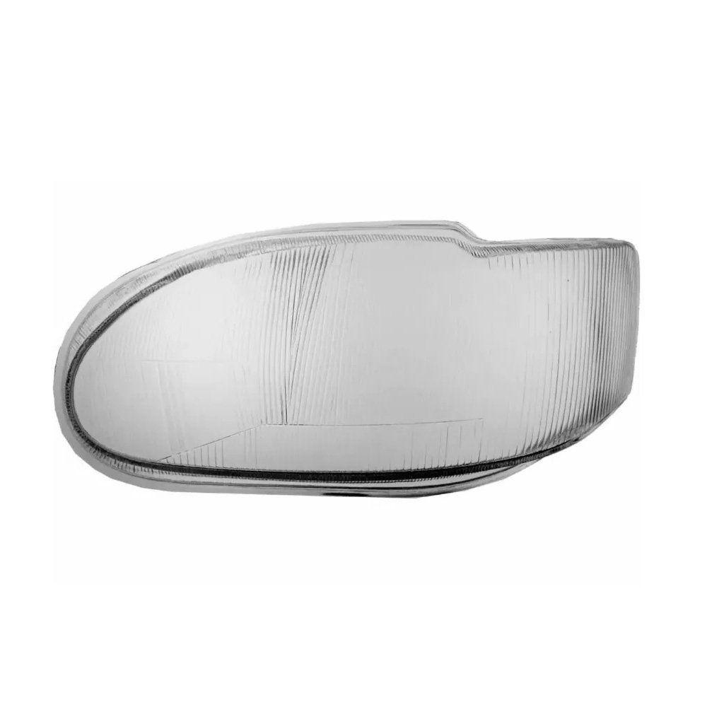 Lente Vidro Farol Escort Zetec Hatch Sedan Sw 97 98 99 00 01